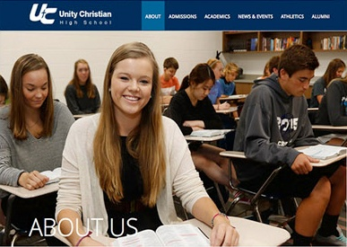 Unity Christian High School